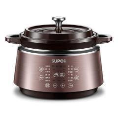 苏泊尔(SUPOR)电炖锅珐琅铸铁全自动养生煲 员工福利礼品