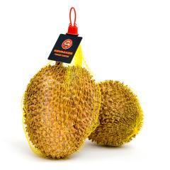 【京东伙伴计划—仅限积分兑换】泰国进口 金枕冷冻整榴莲1个 约2-2.5kg