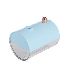 创意船艇加湿器 usb迷你小型香薰机 暖光定时断电加湿器 春节小礼品有哪些 企业创意礼品