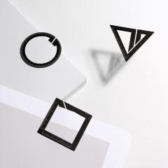 【设计师礼物创意书签】 太空铝合金定制 个性独特 纪念礼品