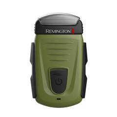 雷明登(REMINGTON)清新绿双刀头剃须刀防水充电便携电动刮胡刀 比较实用的小礼品