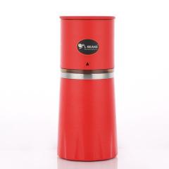 一体式研磨咖啡杯 真空保温杯 年底工作实用小礼品