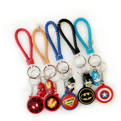 【英雄联盟】立体卡通硅胶钥匙扣挂件 赠品有什么