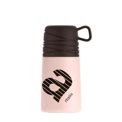 麥克保溫杯多種創意字母系列304不銹鋼水杯便攜水杯子     有意思的創意禮品