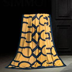 华纳斯(WALOS) 宝利臻棉绒毯 送客户什么礼品实用