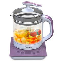 养生壶全自动加厚玻璃多功能电热烧水壶花茶壶  200元左右家电礼品