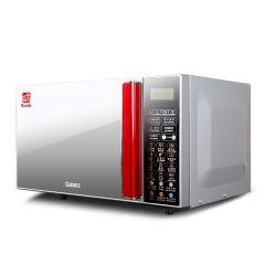 格兰仕大容量镜面蒸烤一体微波炉  智能湿度感应 家电礼品
