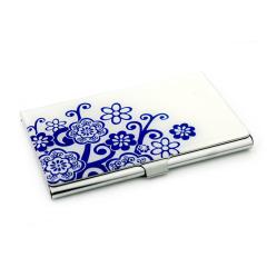 中国风青花瓷商务名片盒