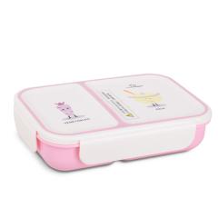 科罗恩 谷多便当盒 分格成人餐盒密封塑料饭盒可微波 徒步活动奖品