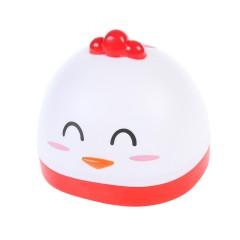 吉祥如意小鸡纸巾盒 创意卡通抽纸盒 桌面纸巾收纳盒 鸡年礼品