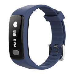 智能可测心电图的智能运动手环 心率血压监测健康礼品定制