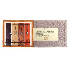 【中国国家博物馆】创意花卉木质书签套装  精美礼盒 会议纪念品