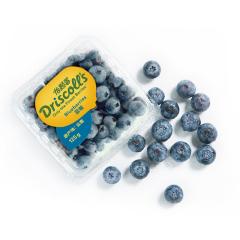 【京东伙伴计划—仅限积分兑换】Driscoll's 当季云南蓝莓4盒装 约125g/盒