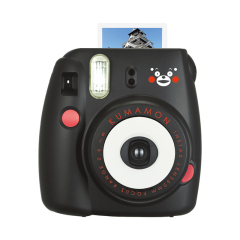 富士(FUJIFILM)INSTAX 拍立得 一次成像相机 mini8熊本熊 限量定制款