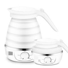 苏泊尔(SUPOR)折叠电水壶烧水壶保温便携水壶  实用礼品定制