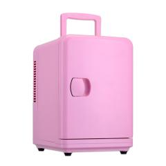 车载冰箱 冷热两用6升汽车小冰箱 多用途迷你车载冰箱