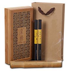 【皇榜】红木线香礼盒套装 木质香炉工艺礼盒 送客户什么礼品最实用