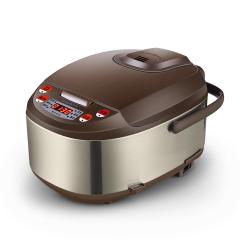 龙的(longde)三重防水智能数码电饭煲一煲多用  年会礼品