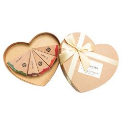 创意三角塔花草茶心礼盒 乌龙茶礼品 记者发布会 一般送什么小礼品?