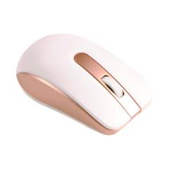 土豪金商务无线鼠标 送客户 企业礼品定制