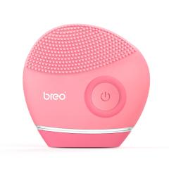 倍轻松(breo)电动洁面仪 硅胶软毛清洁仪 按摩洁面器