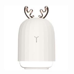 麋鹿兔子创意迷你加湿器 礼品定制迷你家用空气喷雾器 展会礼品 冬季年会礼品