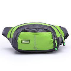 户外旅行运动多功能腰包徒步登山腰包胸包 跑步活动小礼品