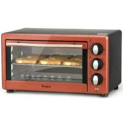 下架  惠而浦(Whirlpool)多功能烘焙大容量电烤箱 21L