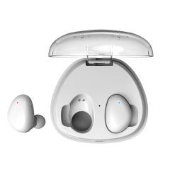 Sanag蓝牙耳机 无线入耳式运动跑步耳塞 迷你超小隐形双耳耳机  会议参展商纪念小礼品