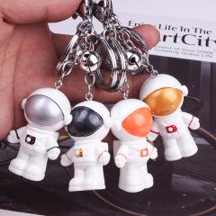 宇航员太空人钥匙扣挂件 创意展会小礼品