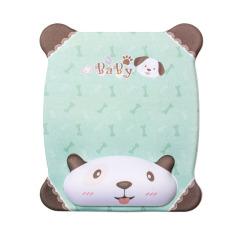 【小狗】方形护腕鼠标垫防滑底面 柔软硅胶填充手腕更舒适 有哪些精美的小礼品