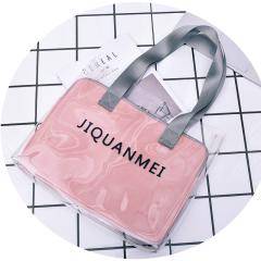 透明果冻女款单肩包 13.3/15.6寸时尚电脑包 创意女王节礼品