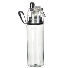 创意喷雾水杯 户外太空杯 随身创意运动水杯600ML 夏季礼品