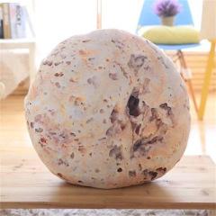 【款式C】創意圓形石頭抱枕 玩具沙發抱枕 羽絨棉填充 創意客戶禮品