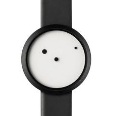 意大利进口 NAVA Ora Lattea超现代概念手表/腕表(情侣款)