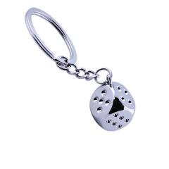 个性骰子钥匙扣 创意展会小礼品