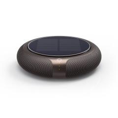 科技感太陽能空氣凈化器 智能開關自動啟動 家車兩用空氣凈化器 高端活動禮品