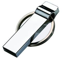 金属钥匙扣U盘 商务U盘定制 商务礼品