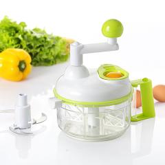 多功能食物处理器碎菜搅拌脱水蛋清分离厨房工具 市场推广用小礼品