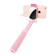 大镜子手机自拍杆 新款迷你自拍神器  促销礼品 会场小礼品