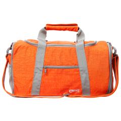 收纳专家(CHOOCI)缤彩折叠健身挎包 时尚户外便携单肩包 手提包(CR0109)