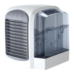 清凉水冷小空调  欧式家用迷你冷风机冷气扇  USB桌面空调扇加湿器  夏季给员工奖品什么合适