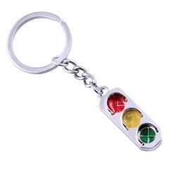 红绿灯钥匙扣 精美设计 活动小礼品