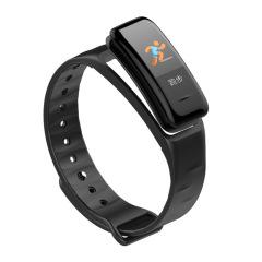 手环运动 全新3D动态设计彩色显示屏  心率血压血氧测量手环 时尚智能礼品  活动奖品