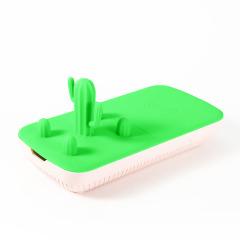创意数据线收纳盒无线充 手机支架多口USB手机充电器 创意礼品定制 数码小礼品