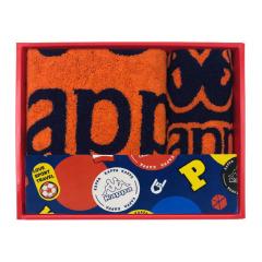 Kappa 意大利背靠背 222 BANDA運動毛巾禮盒套裝 年會抽獎獎品買什么100元左右