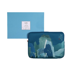 【故宫博物院】云磴期仙电脑包 做工精雅 旅游纪念品