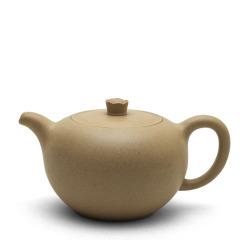 和记张生 禅茶礼·圆融僧帽壶 饱满圆润手工珍稀原矿段泥茶壶