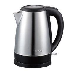 蘇泊爾(SUPOR)經典不銹鋼大容量安全防燙電水壺  200元左右家電禮品