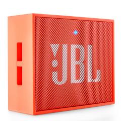 JBL GO 音乐金砖 便携式蓝牙音箱 户外迷你小音响 随身低音炮 品牌礼品